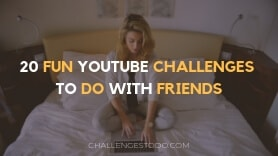 YouTube Challenges