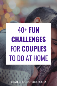 Challenges for couples